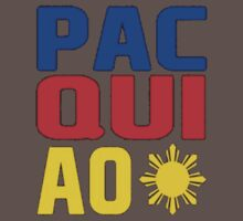 Pacquiao by TrendingShirts