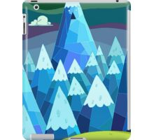"Adventure Time- ""The Ice Kings Lair"" iPad Case/Skin"