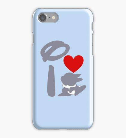 I Heart Thumper (Inverted) iPhone Case/Skin