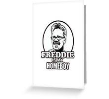 Freddie Roach Greeting Card