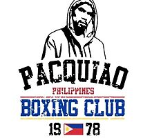 Boxing Club by TrendingShirts