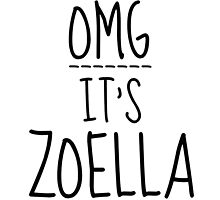Omg It's Zoella by chloeambercat