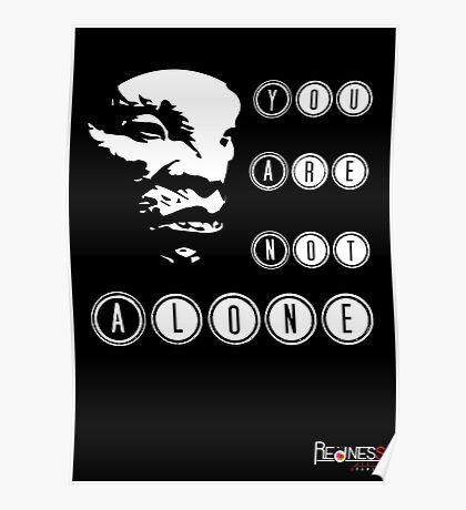 Face of BOE: You are not alone Poster
