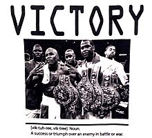 Victory Photographic Print