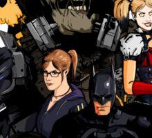 Batman: Arkham Knight Sticker