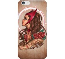 WiTcHeS Be CrAzY iPhone Case/Skin
