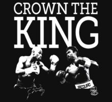 Crown King by TrendingShirts