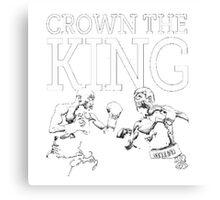 Crown King Canvas Print