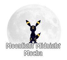 Umbreon's Moonlight Midnight Mocha by Artegan