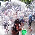 Songkran Thai New Year by Lass With a Camera