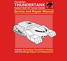 Thundertank Service and Repair Manual Unisex T-Shirt