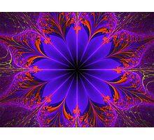 Mystical Neon Photographic Print