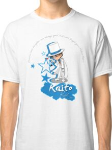 Kaito Kid - Don't forget the Poker Face! Classic T-Shirt