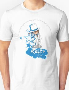 Kaito Kid - Don't forget the Poker Face! T-Shirt