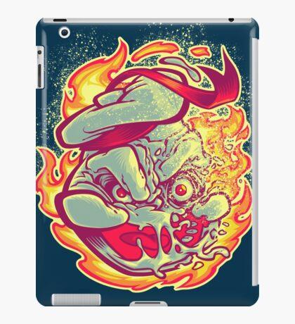 ROASTED MARSHMALLOW MAN iPad Case/Skin