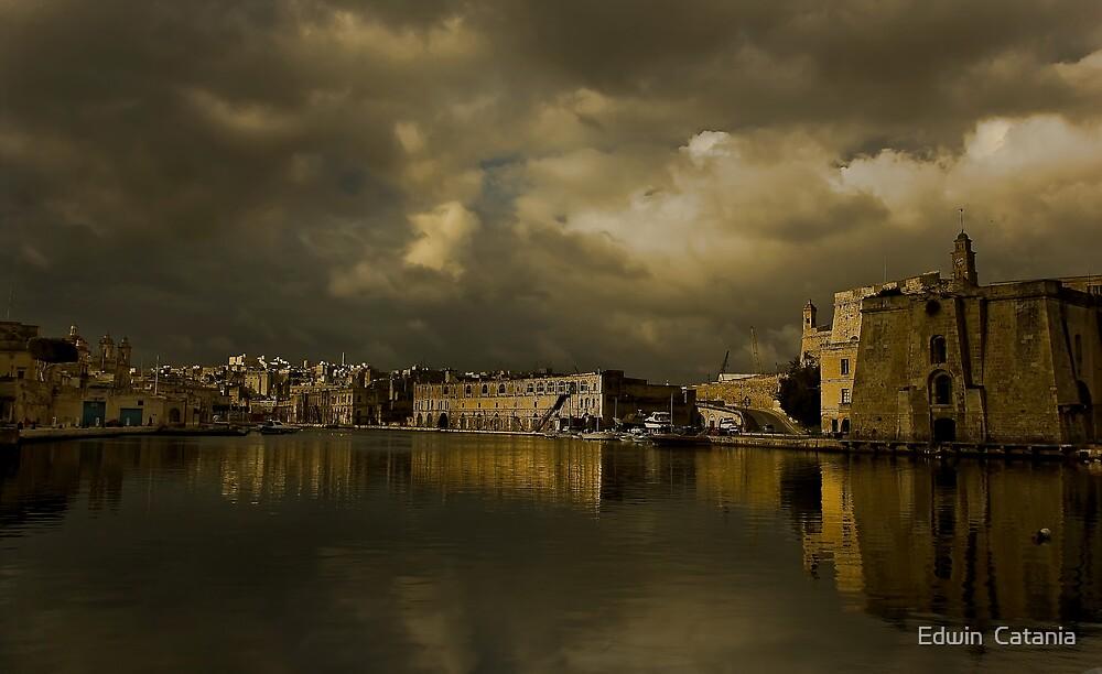 Macina Overcast  by Edwin  Catania