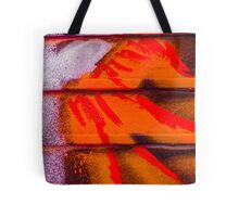 Abstract Sun Blast Tote Bag