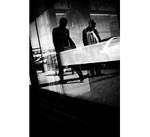 Street photography Photographic Print