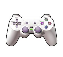 Video Game Controller by tshirtdesign