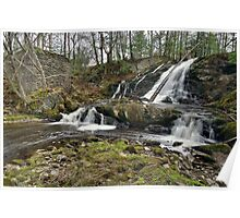 Dead Creek Falls - Overview Poster