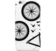 Bike Parts iPhone Case/Skin