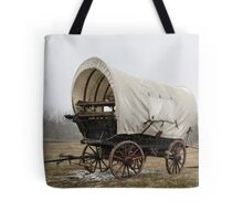 An'  Wheres Cookie? The Chuck Wagon   Tote Bag