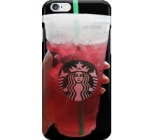 starbucks drink iPhone Case/Skin