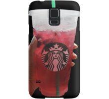 starbucks drink Samsung Galaxy Case/Skin