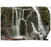 Dead Creek Falls - Side Stream Poster