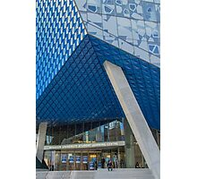 Ryerson University's New Student Learning Centre Photographic Print