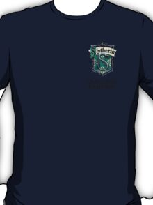 Slytherin Quidditch Captain T-Shirt