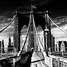 New York in Black and White by Jeff Blanchard