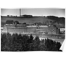 Dartmoor Prison Poster