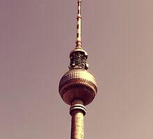 Berlin, ich liebe dich... by Nuh Sarche