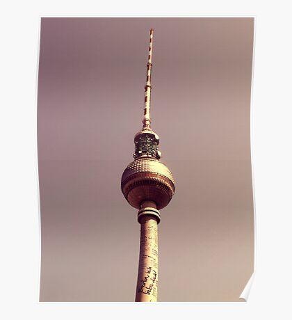 Berlin, ich liebe dich... Poster