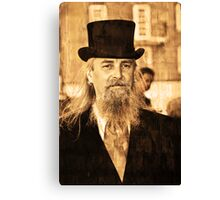 wild bill Canvas Print