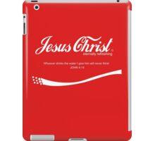 Jesuc Christ - Coca Cola iPad Case/Skin