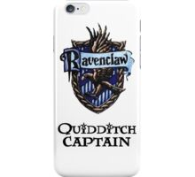 Ravenclaw Quidditch Captain iPhone Case/Skin