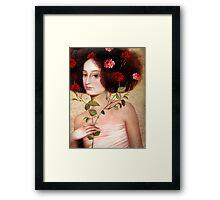 Der Blumenstrauss Framed Print