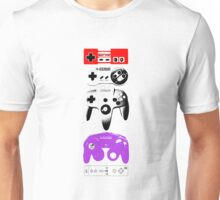 Nint endo Control Unisex T-Shirt