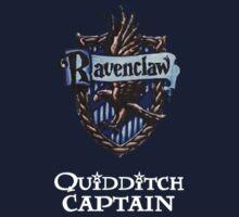 Ravenclaw Quidditch Captain Kids Clothes
