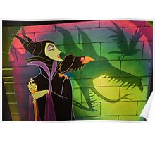 Disney Maleficent Disney Villains Sleeping Beauty Poster
