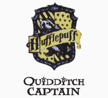 Hufflepuff Quidditch Captain Kids Clothes