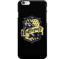 Hufflepuff Quidditch Captain iPhone Case/Skin