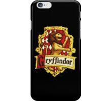 Gryffindor Quidditch Captain iPhone Case/Skin