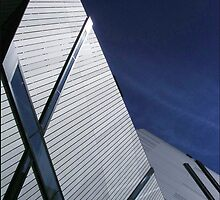 Libeskind's Crystal, Toronto by Nancy Barrett