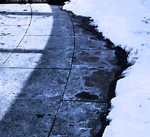 Grounding Snow by JulieMaxwell