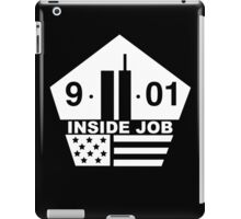 911 - Pentagon iPad Case/Skin