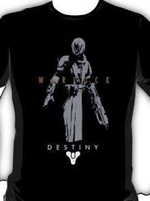 Destiny Warlock Action figure T-Shirt