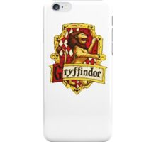 Gryffindor Head Boy iPhone Case/Skin